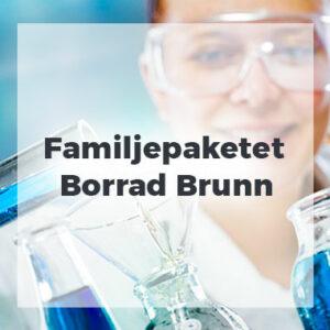 paket - Familjepaketet Borrad Brunn