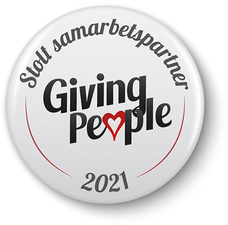 Giving People samarbetspartner
